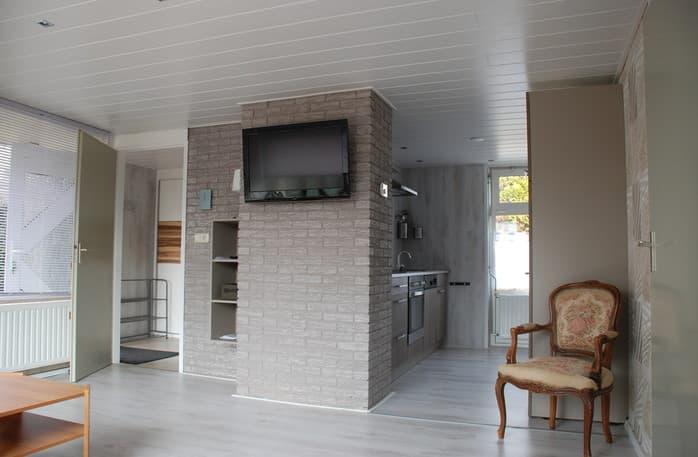 Woning kopen in zeeland zeeland vakantiewoningen - Foto moderne inbouwkeuken ...